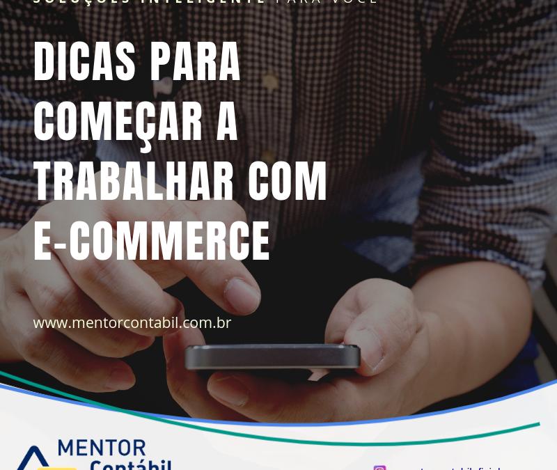 Dicas para começar a trabalhar com e-commerce 2